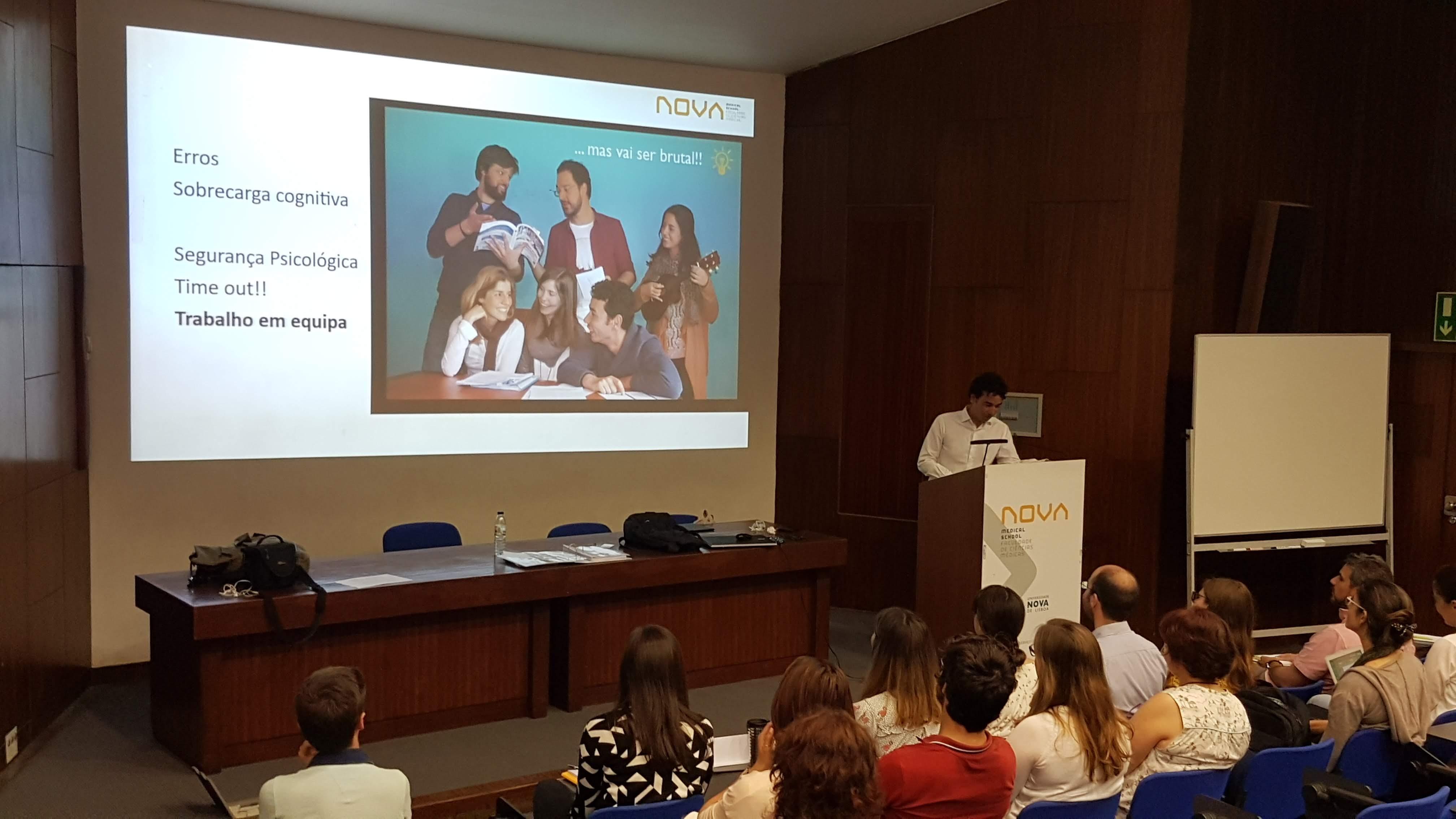 CALM - 4ª edição - Nova Medical School Lisboa